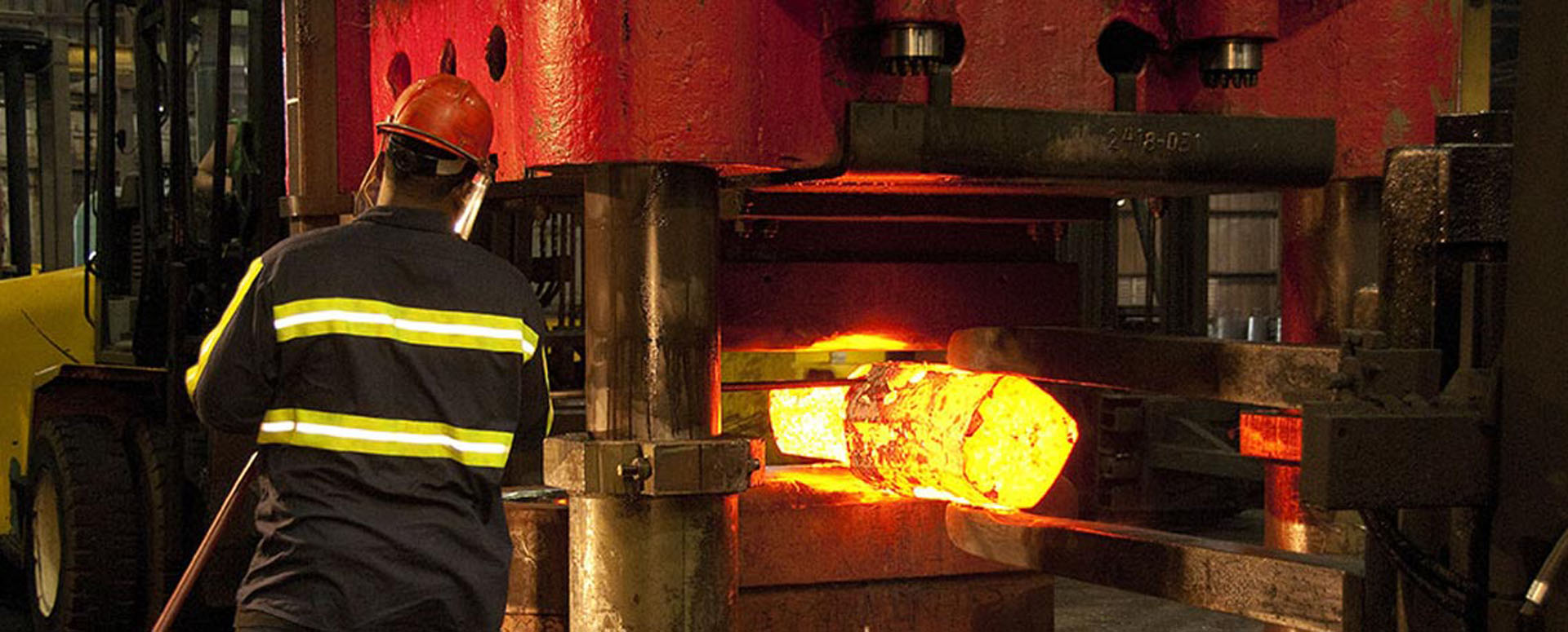 forging oil and gas equipment